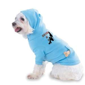 ORGAN PLAYERS Are Hot Hooded (Hoody) T Shirt with pocket for your Dog