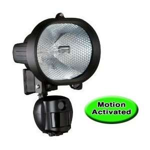 Motion Activated Outdoor Light with Camera