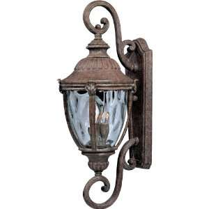 Maxim Lighting 40289WGET 3 Light Morrow Bay Outdoor Sconce