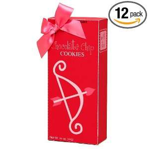 Too Good Gourmet Valentine Day Gift Box with Chocolate Chip Cookies, 2