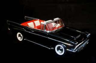 1957 Chevy Bel Air Ertl American Muscle 118 Scale