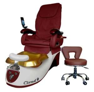 2011 CLOUD 9 PEDICURE SPA CHAIR + FREE GIFT