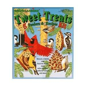 Birding Company Tweet Treats Bird Feeder Kit Patio, Lawn