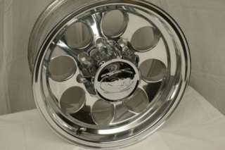 20 ION WHEELS RIMS POLISHED FORD F250 F350 EXCURSION