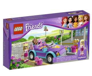LEGO Friends Stephanies Cool Convertible 3183