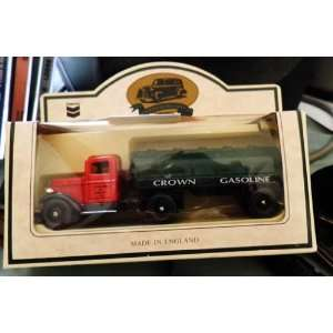Standard Oil Crown Gasoline Semi Truck and Trailor Toys