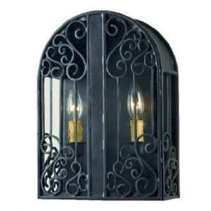 World Imports Sevilla 2 Light Sconce 5252 42 Rust
