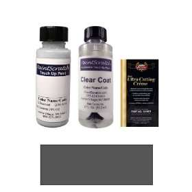 Oz. Anthracite Grey Metallic Paint Bottle Kit for 1979 Mercedes Benz