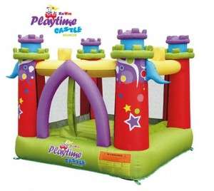 NEW PLAYTIME CASTLE INFLATABLE BOUNCE HOUSE Bouncer Slide