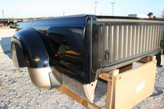 2012 Ford King Ranch F450 Pickup Bed / Truck Box With Tailgate