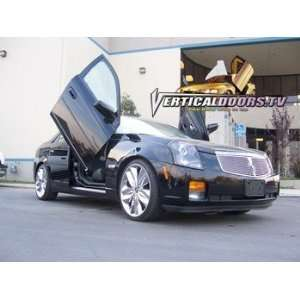 2000 2006 Cadillac CTS Vertical Doors Automotive