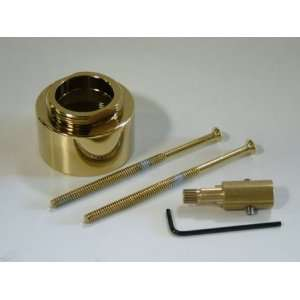 Brass PKBRP3632EXT shower valve extension sleeve with handle adapter