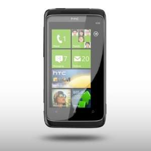 HTC 7 TROPHY CRYSTAL CLEAR LCD SCREEN PROTECTOR / GUARD