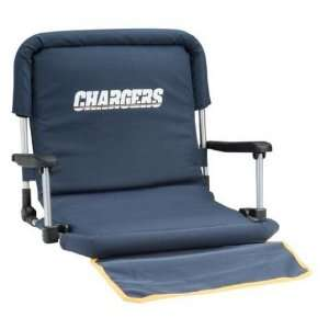 Northpole San Diego Chargers NFL Deluxe Stadium Seat