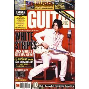 Guitar World, August 2007 Issue Editors of GUITAR WORLD