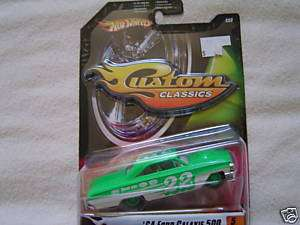 HOT WHEELS Custom Classics 64 Ford Galaxie 500
