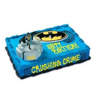 Wilton Super Heroes Batman / Superman Cake Pan (502 1212, 1977) DC