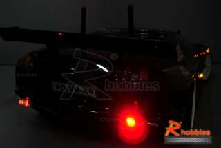 10 RC Car Ultra Bright LED Light Indicator System