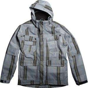 Fox Racing FX2 Jacket   X Large/Charcoal Automotive