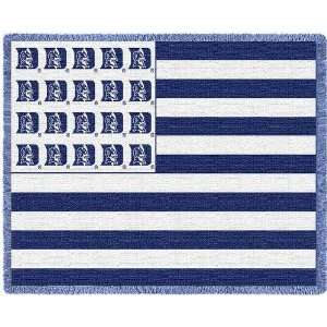 NORTH CAROLINA Duke University Flag Tapestry Throw PC 4802