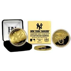 com Highland Mint New York Yankees 2009 American League East Division