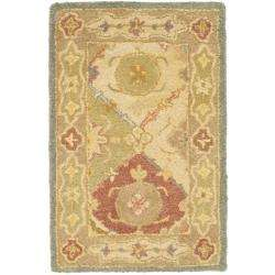 Antiquities Bakhtieri Multi/ Beige Wool Rug (2 x 3)