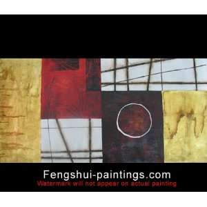 Modern Paintings, Abstract Modern Art On Canvas Oil