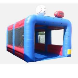 Kidwise Sports Challenge Bounce House (Commercial Grade) Toys & Games