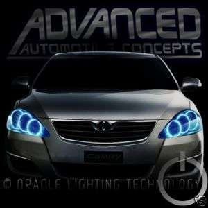 2005 06 Toyota Camry Headlight hid HALO Kit Demon Eyes