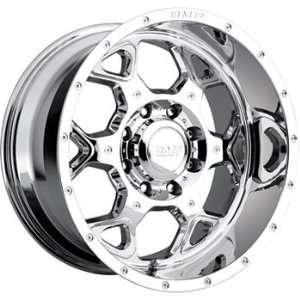 BMF SOTA 20x10 Chrome Wheel / Rim 8x180 with a  19mm Offset and a 125
