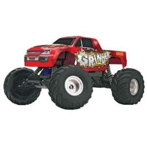 Traxxas   1/10 Grinder 2WD Monster Truck RTR (R/C Cars) Toys & Games