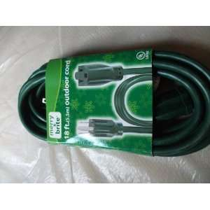 Merry Brite 18 Ft Outdoor Extension Cord