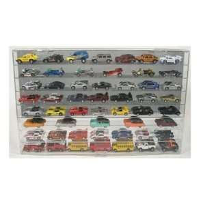 56 Car Display Case 1/64 Toys & Games