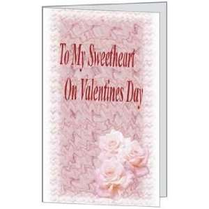 Valentines Day Lover Husband Wife Sweetheart Beautiful Spouse Greeting