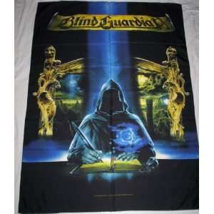 BLIND GUARDIAN 42x30 Inches Cloth Textile Fabric Poster