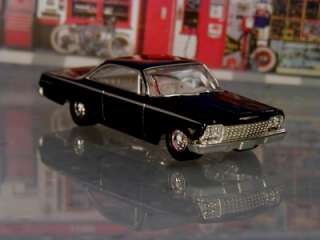 Hot 62 Chevrolet Bel Air 409 Bubble Top Limited Edition 1/64 Scale