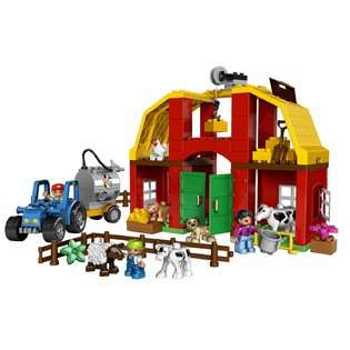 Big Farm  Toys & Games Blocks & Building Sets Building Sets