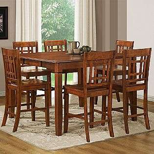 Piece Counter Height Table Sets  Oxford Creek For the Home Dining