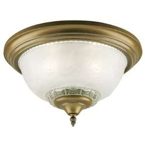 Westinghouse 66177 3 Light Flush Mount Ceiling Fixture