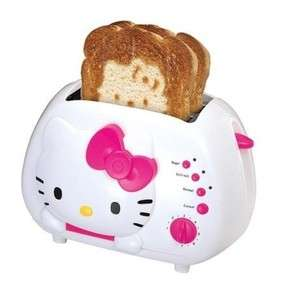 HELLO KITTY TOASTER ~ NEW in BOX