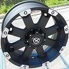 18 black atx wheels rims dodge ram chevy silverado gmc blow out get