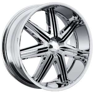 Boss Motorsports 332 Chrome Wheel (22x9.5/5x115mm