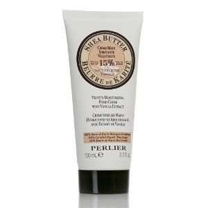 Perlier Shea Vanilla Hand Cream 3.3 oz Beauty