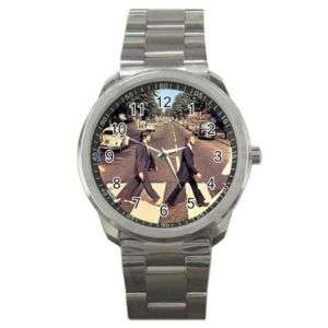 The Beatles Abbey Road Sport Metal Mens Wrist Watch Gi