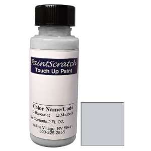 Oz. Bottle of Silver Metallic Touch Up Paint for 2002 Kia Spectra