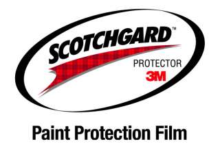 Toyota CAMRY 2012+ 3M Scotchgard Paint Protection Film STANDARD KIT