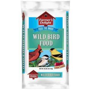 Farmers Delight 40 lb. Wild Bird Food 53005