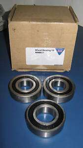 BSA A50 A65 REAR WHEEL BEARING KIT   65 5883 65 2045