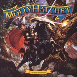 Lightning Strikes Twice Molly Hatchet  Musik
