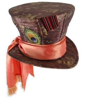 Alice in Wonderland Movie   Mad Hatter Hat Child   Includes hat with